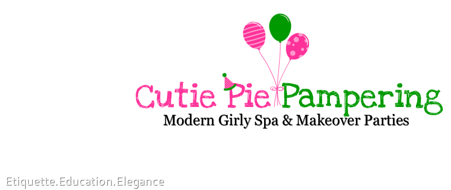 CUTIE PIE PAMPERING SPA PARTIES & CHIC EVENTS